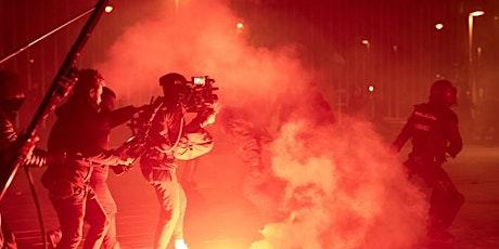 El Madrid de las series: 'Antidisturbios' entradas