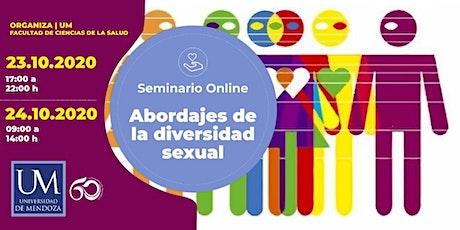 Seminario Abordajes de la diversidad sexual entradas