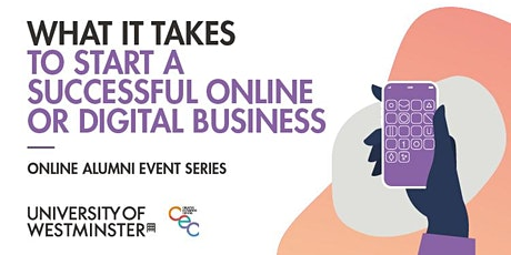 What It Takes to Start a Successful Online or Digital Business tickets