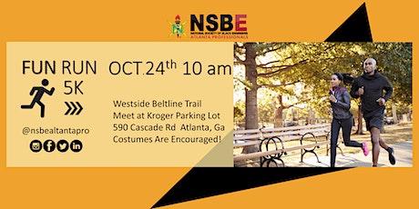 Fun Run 5k with NSBE Atlanta Professionals tickets