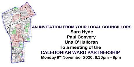 Caledonian Ward Partnership Meeting tickets