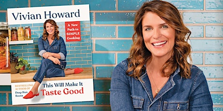 Virtual Author Event with Vivian Howard tickets