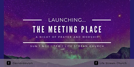 The Meeting Place - Launch Event tickets