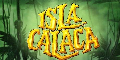 "Ciclo de cine: Cine en Familia ""México Animado""película: Isla Calaca entradas"