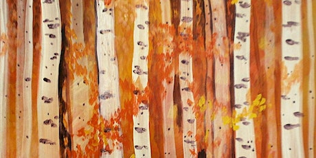 Come Paint With Us Birch Trees tickets