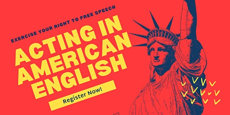 Acting In American English tickets