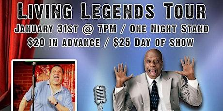 Living Legends Tour tickets