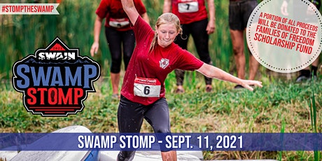 2021 SWAIN SWAMP STOMP & Obstacle Challenge tickets