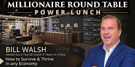 Rainmaker Power Lunch - Metropolitan Club Chicago 67th Floor tickets