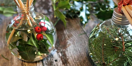 Christmas reed diffuser workshop tickets