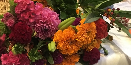 Intro to Floral Design tickets