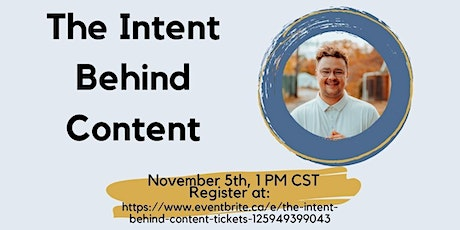 The Intent Behind Content tickets