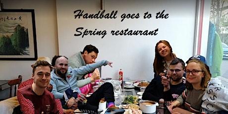 Spring restaurant tickets
