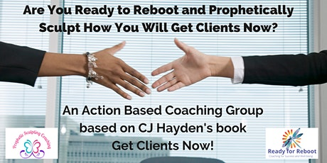 Action and Accountability Group Coaching - Get Clients Now tickets