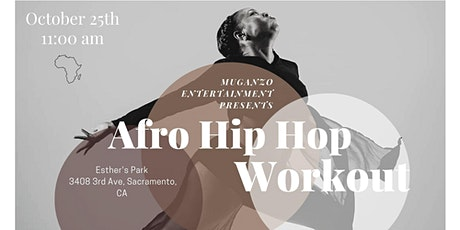 Muganzo Entertainment Presents: Afro Hip-Hop Workout Class tickets