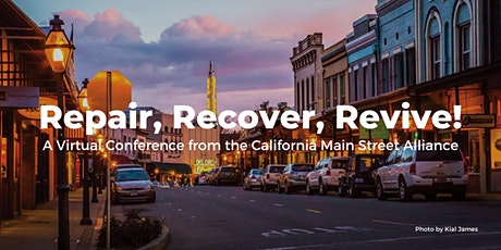 CAMSA Conference - Repair, Recover, Revive! tickets