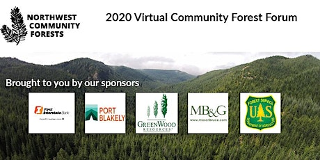 NWCFC Forum Session 1: Community forestry near and far: global perspectives tickets