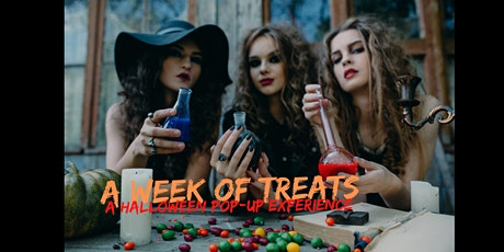 A WEEK OF TREATS: A Halloween Pop-Up Experience tickets