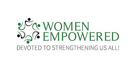 Women Empowered 2020 tickets