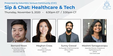 Sip & Chat with Healthcare Techies tickets