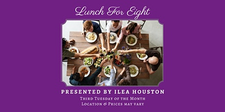 Lunch For 8 - November tickets