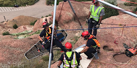 11 Day Technical Rescue Course  | May 2021 tickets