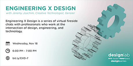 Engineering X Design tickets