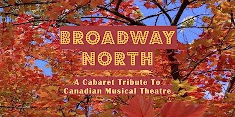 """""""Broadway North"""": VOCA Cabaret / Fundraiser tickets"""