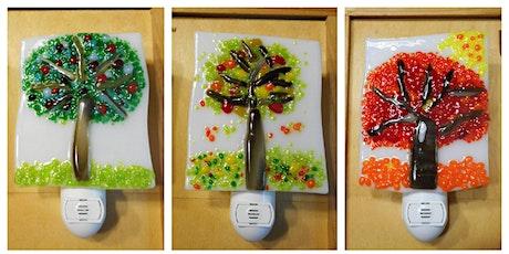 Autumn Tree Nightlight Workshop - Garden City tickets