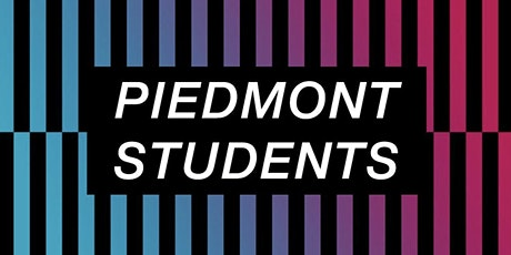 Piedmont Students- Sunday, November 1st at 9:30a tickets