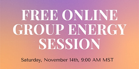 Free Group Session: The power of gratitude in ALL things Tickets