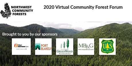 NWCFC Forum Session 3: Silviculture Outcomes Study tickets