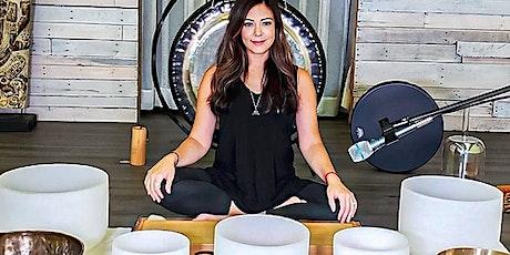 Yoga Nidra + Sound Bath Meditation in Outdoor Zen Garden tickets