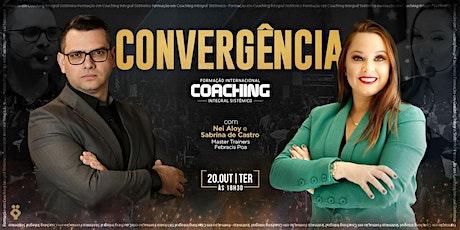 Convergência Formação em Coaching 20/10 ingressos