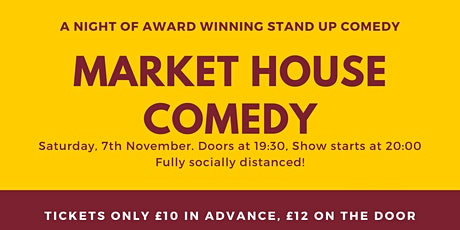 Market House Comedy tickets