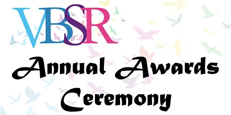 VBSR Annual Awards Ceremony tickets