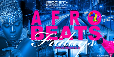 AFROBEATS I FRIDAYS tickets