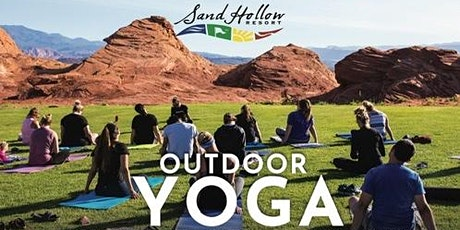 Outdoor Yoga at the Sand Hollow Resort Rock Bowl tickets