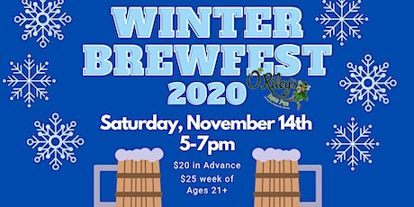 Winter Brewfest 2020 tickets