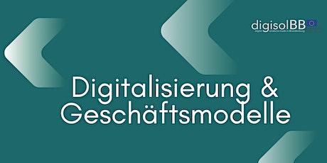 Digitale Transformation und digitale Geschäftsmodelle tickets