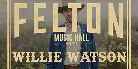 An Evening With Willie Watson | Night 2 (Fully Seated Show) tickets