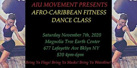 Afro-Caribbean Fitness Dance Class tickets