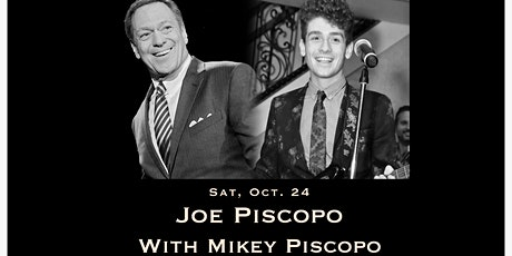 Joe Piscopo (SNL Legend) w/ Mikey Piscopo - From Under The Tent Series tickets