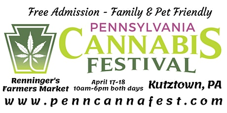 2021 Pennsylvania Cannabis Festival tickets