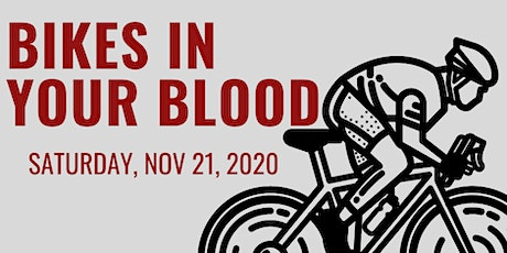 Bikes in Your Blood entradas
