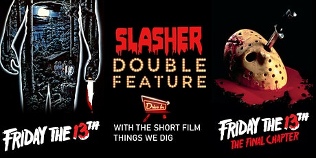 Drive-In Double Feature Friday the 13th / Friday the 13th The Final Chapter tickets