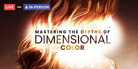 Mastering The Depths Of Dimensional Color tickets