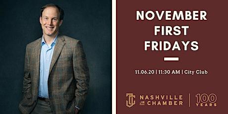 November First Fridays tickets