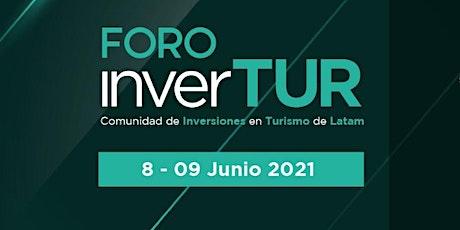 7ª edición Foro inverTUR Latam | 100% online boletos