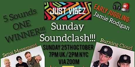 DUBPLATE CLASH! Sunday Soundclash tickets